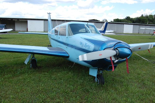 Plane up for sale was a drug mule