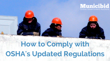 How to Comply with OSHA's Updated Regulations
