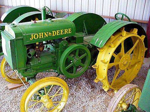 John Deere Through The Years Municibid Blog