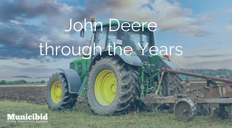 John Deere through the Years