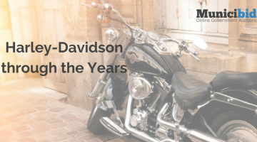 Harley-Davidson Through the Years