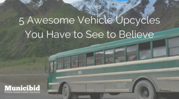 5 Awesome Vehicle Upcycles You Have to See to Believe