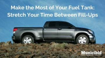 Make the Most of Your Fuel Tank: Stretch Your Time Between Fill-Ups