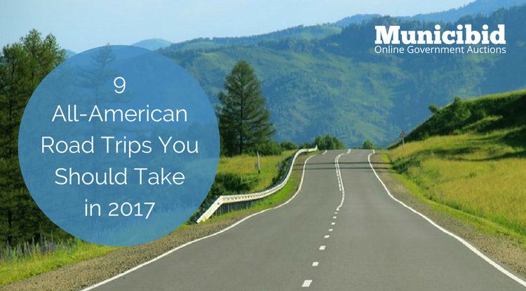 9 All-American Road Trips You Should Take in 2017