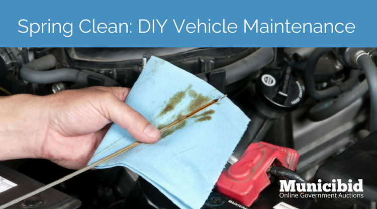 diy vehicle maintenance