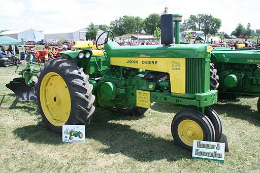 John Deere New Generation of Power