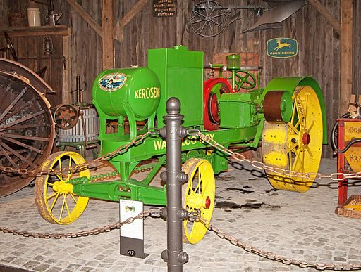 john deere waterloo boy