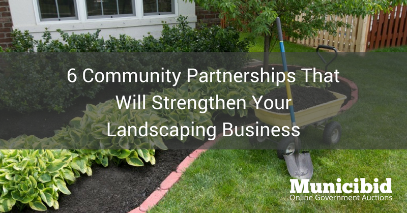 landscaping community