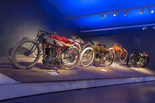 Harley-Davidson history