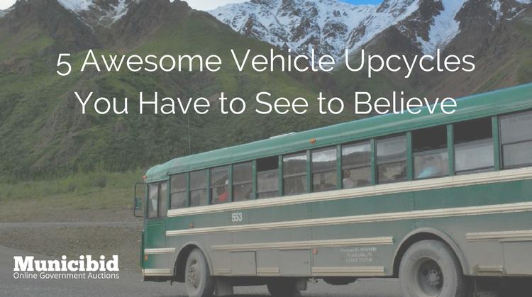 vehicle upcycle